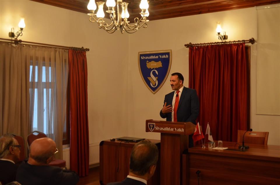 Prof. Dr. Erdal Tanas Karagöl  Konferansı